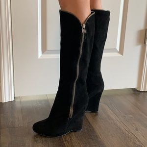 MIA 💋 Suede Boots NEW!